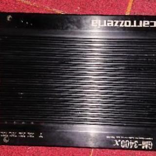 カロッツェリア GM-3400X 4Chパワーアンプ