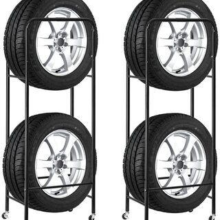 【超美品】タイヤ収納 2個セット