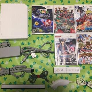 (Wii)マリオ&ライダーゲームセット 【男の子向け】