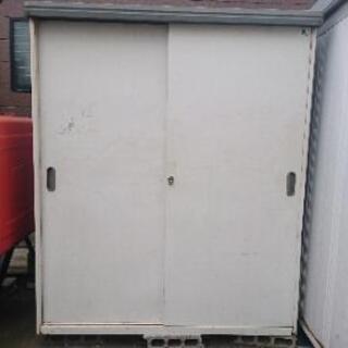 タクボ 引き戸外収納庫