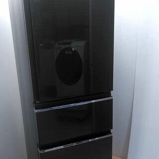 配達設置🚚 冷蔵庫 3ドア 365L 2018年製 幅60センチ...