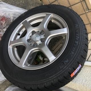 冬用タイヤ・ホイールセット