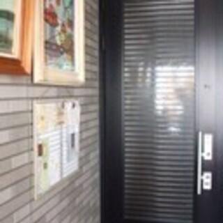 ★★アルミ製玄関ドア/枠付き★