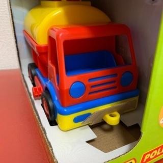 新品 大きい車のおもちゃ
