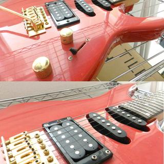 Prologue プロローグ エレキギター レッド ギター ☆ PayPay(ペイペイ)決済可能 ☆ 札幌市 北区 屯田 - 楽器