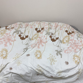 ベッド掛け布団カバー