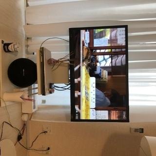 テレビ台 壁掛け風