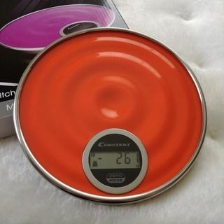 キッチンスケール 丸型 円形 5kg