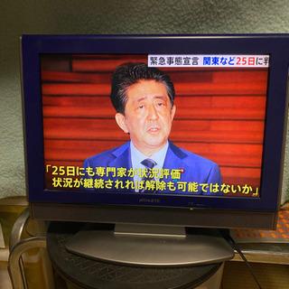 テレビ19型