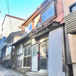 初期費用0円で一軒家、お貸しします⭐️ 上越市中央⭐️4K⭐️ペ...