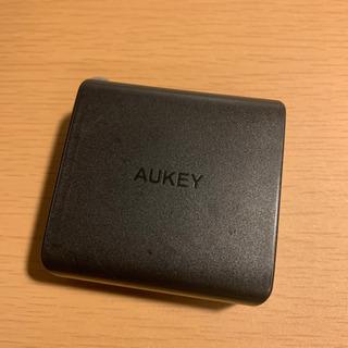 AUKEY AC充電器 USB-C 46W