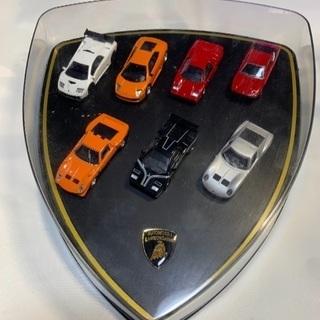 1/72 ランボルギーニ・コレクション 7台セット!ランボルギー...