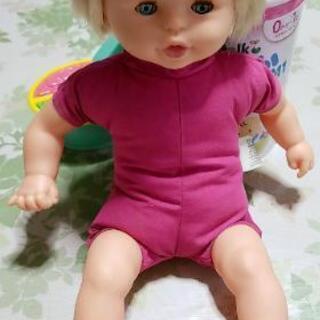 人形 ままごとセット