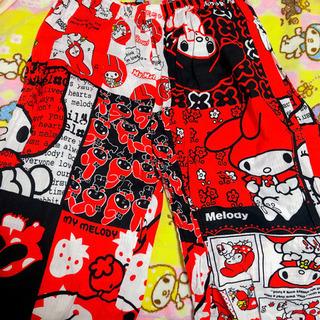 マイメロディ甚平 - 服/ファッション
