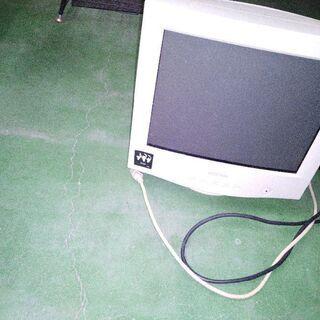 三菱 PC用カラーディスプレイモニター(中古)17インチ