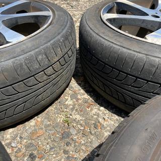 632 ロクサーニ 17インチ ホイール - 車のパーツ