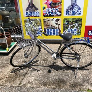 丸石サイクル🌟27インチ自転車🌟スクール・シティ🌟シャレックス3段変速