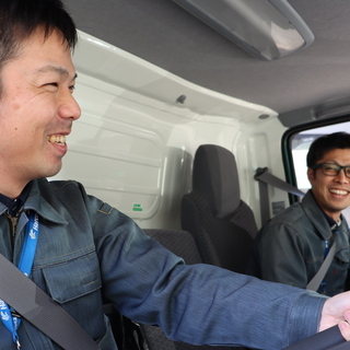 【トラックドライバーアシスタント/助手】精密機器運送/名古屋支店 − 愛知県