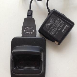ドコモ 携帯充電器セット