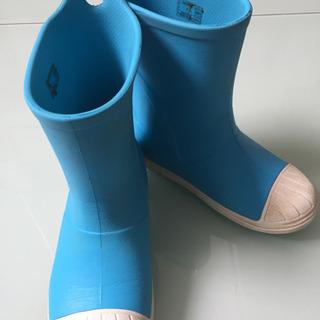 crocs 長靴 J1 19cm程度の画像