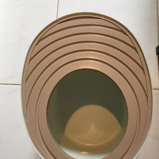 猫用トイレ 上から出入りするタイプ - その他