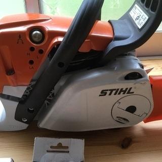 新品 STIHL MS251C チェーソー