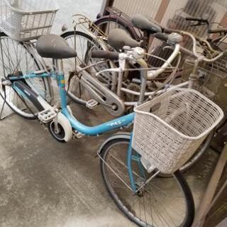 YAMAHA パス 電動アシスト自転車