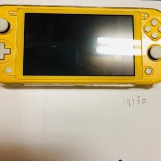 【入手困難】Nintendo Switch light 黄色 イエロー