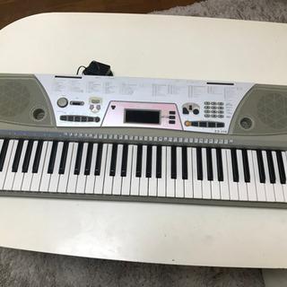 ヤマハ 卓上電子ピアノの画像