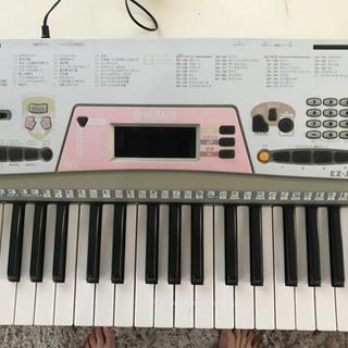 ヤマハ 卓上電子ピアノ - 楽器