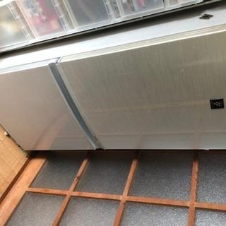 シャープ冷蔵庫 SJ-PD14W 2015年頃
