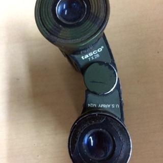 tasco ジャンク 双眼鏡