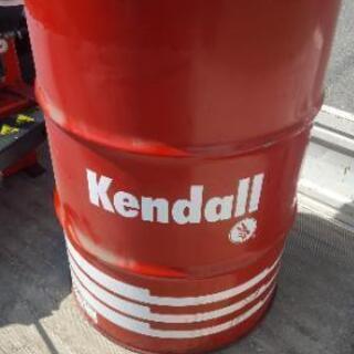 Kendall CLASSIC ATF ドラム缶 長期在庫