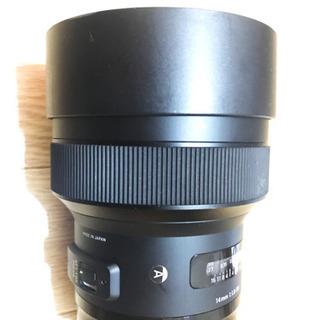 Sigma Art 14mm f1.8 【程度良】canon E...