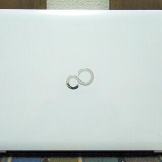 💖良品✨/15.6型光沢液晶✨/アーバンホワイト/光速☆彡SSD...