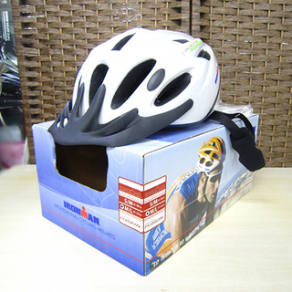 保管未使用 IRONMAN 自転車用ヘルメット FUSION M...