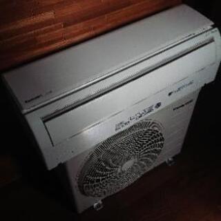 エアコン取り付け致します。