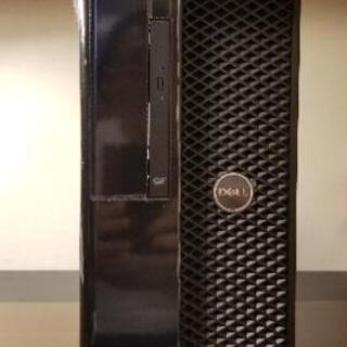 12コア24スレッド ECCメモリ64GB デスクトップパソコン