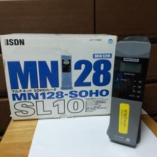 ISDNルータ MN128-SOHO SL10