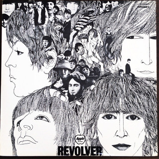The Beatles - Revolver LP レコード