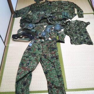 自衛隊 迷彩服