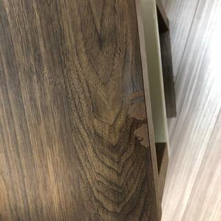 サイドテーブル サイドシェルフ 28×28×56cm - 家具