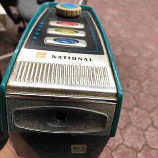 昭和レトロ 鉛筆削り ナショナル