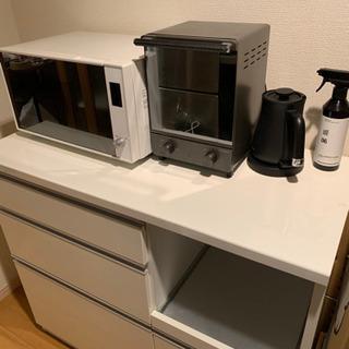 食器棚ホワイト