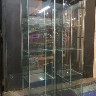 ガラスケース 什器 棚 プラモデル、フィギュア展示に。