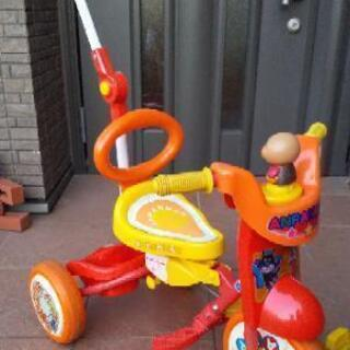 【交渉中です】アンパンマン 三輪車