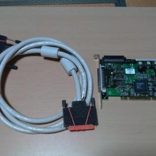 ADAPTEC SCSIカード