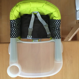 イングリッシーナ 子供用椅子 トレー カバー付 - 名古屋市
