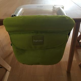 イングリッシーナ 子供用椅子 トレー カバー付 - 子供用品