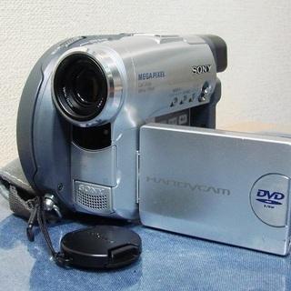 SONY DVDビデオカメラDCR-DVD201,送料無料No29